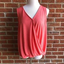 Universal Thread Women's Wrap Front Tank Hi-Lo Top - XL (see measurements) - $13.57
