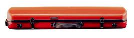 TONARELI Fiberglass Violin 4/4 OBLONG Hard Case - Dark RED - NEW with st... - $219.00