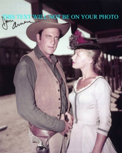 JAMES ARNESS SIGNED AUTOGRAPHED 8x10 RP PHOTO GUNSMOKE MATT DILLON