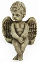 Innocent Angel Concrete Statue  - $54.00