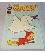 Harvey Comic Book Wendy the Good Little Witch No 61 VG/FN 1970 Issue - $5.00