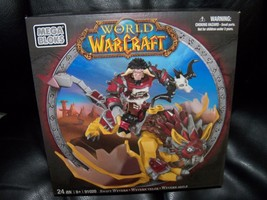 Mega Bloks World of WarCraft Swift Wynern 91020 NEW LAST ONE HTF  - $44.99