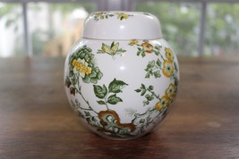 Antique Mason's Patent Ironstone Manchu Ginger Jar England Transferware - £33.65 GBP