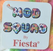 Fiesta A51766 Mod Squad 12 Inch Multi Colored Groove Floppy Dog Age 3 Plus image 6
