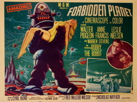 Forbidden Planet Nearly Restored 32x24 Wall Print POSTER - $13.95