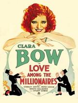 Love Among The Millionaires Retro Movie 32x24 P... - $13.95