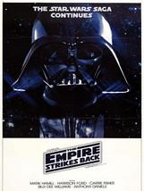 Star Wars The Empire Strikes Back Movie Art 32x... - $13.95