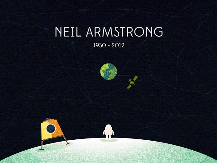 neil armstrong poster idea - photo #22