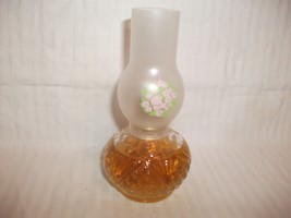 Vintage Avon MOONWIND Spray Cologne Hurricane Lamp 2oz - $19.99