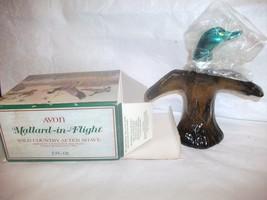 Vintage Avon Mallard-In-Flight Wild Country After Shave NOS - $26.99