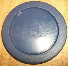 """Pyrex 4"""" Plastic Storage Blue Lid Replacement Cover For 1 Cup Bowl 7202-PC - $19.99"""