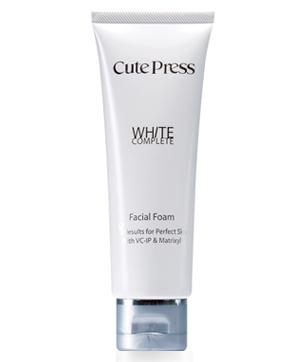 Facial foam b