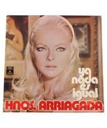 HERMANOS ARRIAGADA Ya Nada Es Igual LP Odeon 70s Chile Chilean Pop Psych... - $23.83