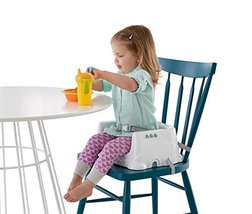 Baby Feeding Booster Chair FisherPrice Healthy Care Deluxe Seat DLT02 - $48.78