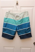 "Men's Gap Board short swim trunks Blue Size S  9""inseam The Original Boa... - $13.55"