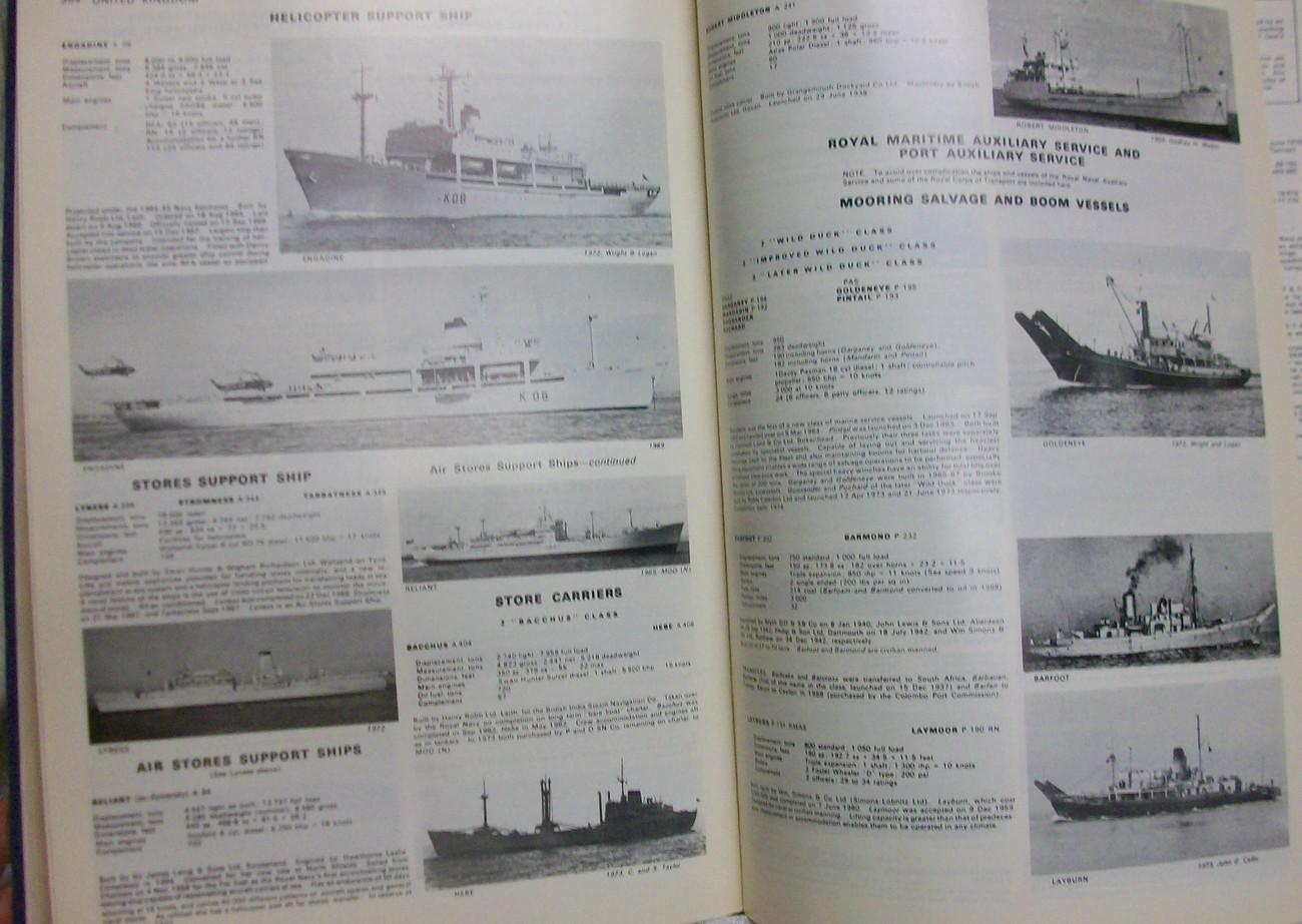 Jane's Fighting Ships, 1974-75