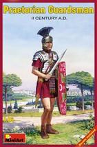 Miniart Models - 16006 - Praetorian Guardsman II Century A.D. - 1/16 - $17.99