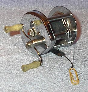 Bait Casting Fishing Reel Shakespeare Imperial Model GA no.1957