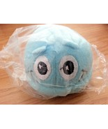 "Scrubbing Bubbles ""We Work Hard So You Don't Have Too"" Plush Light Blue ... - $19.79"