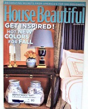 House Beautiful Back Issues Magazine November 2... - $11.99
