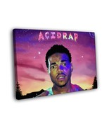 Chance The Rapper Acid Rap Art Rap Hip-Hop 16x12 Framed Canvas Print - $25.46