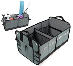 Heavy Duty Car Trunk Organizer for SUVs Vans Ca... - $28.03