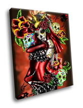 Awesome Dia de Los Muertos Day of the Dead 30x2... - $19.95