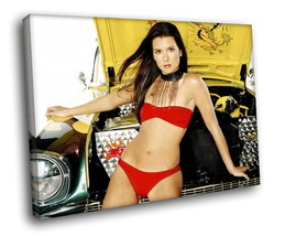 Danica Patrick Auto racing driver Sexy bikini 4... - $29.95