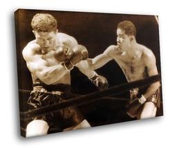 Joe Louis Box Champion Ring Battle Sport 40x30 ... - $29.95