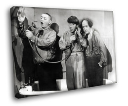 The Three Stooges Vaudeville Comedy 40x30 Frame... - $29.95