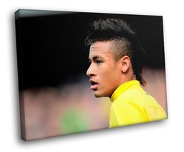Neymar da Silva Brazil Football Sport 40x30 Fra... - $29.95