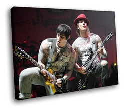 Avenged Sevenfold Ameican Rock band 40x30 Framed Canvas Art Print - $29.95