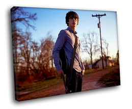 Jake Bugg Singer Indie rock Music 30x20 Framed Canvas Art Print - $19.95