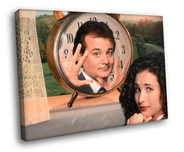 Bill Murray Groundhog Day Comedy Movie 30x20 Framed Canvas Art Print - $19.95