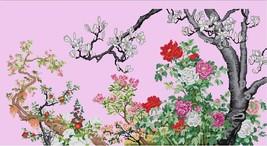 Set cross stitch RTO company Oriental motifs R138 size 82/45 cm - $29.00