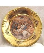 VTG Schwarzenbach Winterling Bavaria Porcelain Charger Plate RAFFAELLO P... - $65.00