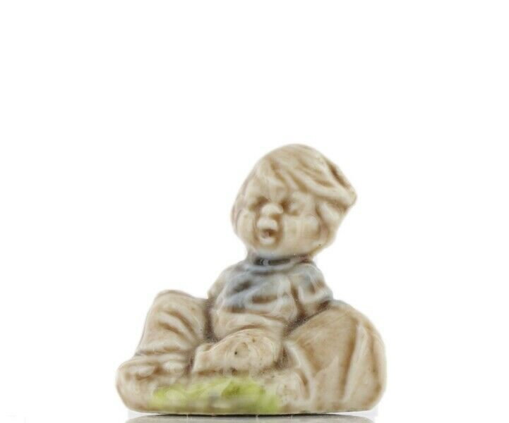 Wade Whimsie Miniature Porcelain Nursery Favorites Jack