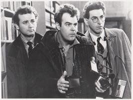 Ghostbusters C Bill Murray Dan Aykroyd Vintage 16X20 BW Movie Memorabili... - $29.95