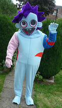 Hire a Moshi Monster  ZOMMER Mascot Costume  - $51.79