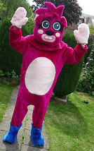 Hire a Moshi  Monster POPPET  Monster Mascot Costume  - $51.79