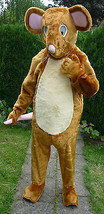 Hire a Door Mouse / Friendly Mouse  Mascot Costume  - $51.79