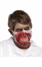 Zombie Surgeon / Doctor / Hospital Face mask with teeth  - $8.42