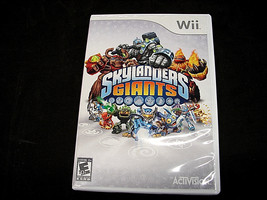 Skylanders GIANTS Wii GAME ONLY Nintendo Wii  - $5.93