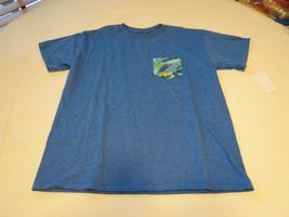 Boys youth O'Neill surf skate XL Burner T shirt Youth TEE SBZ blue htr S... - $29.69