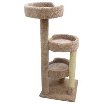 Cat Tree Condo Scratcher Posts Cats Classic Climbing Towers Furniture Ki... - $156.99