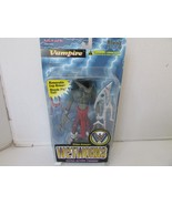 """MCFARLANE TOYS 12104 WETWORKS ACTION FIGURE VAMPIRE 7.5""""  NEW  L130 - $13.66"""