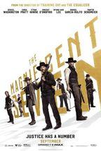 Magnificent Seven 7 - original DS movie poster - 27x40 D/S 2016 Advance - $28.65