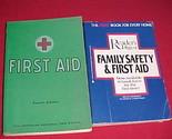 First aid 2 books thumb155 crop
