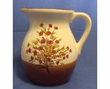 Brown and cream creamer pitcher thumb155 crop