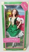Mattel 2011 Barbie Collector Dolls of The World Ireland Doll W3440 Passport - $49.45